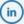 Иконка Linkedin сайт Добра Доставка